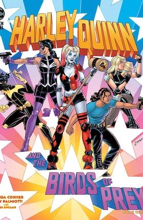Harley Quinn & the Birds of Prey #3