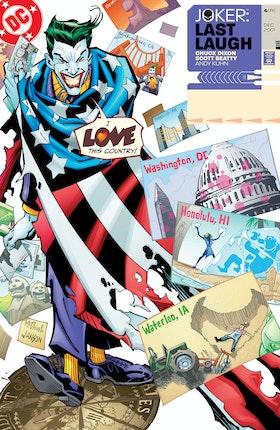 Joker: Last Laugh #4