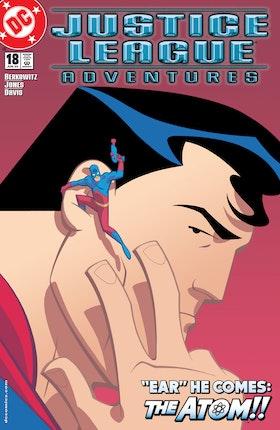 Justice League Adventures #18