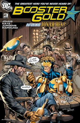 Booster Gold (2007-) #3