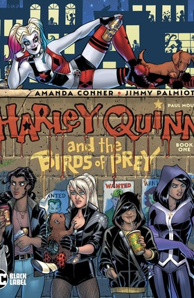 Harley Quinn & the Birds of Prey #1