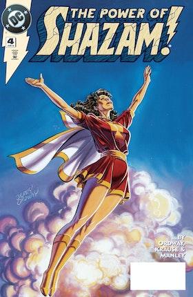 The Power of Shazam! #4