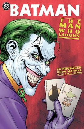 Batman: The Man Who Laughs #1