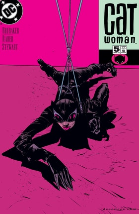 Catwoman (2001-) #5
