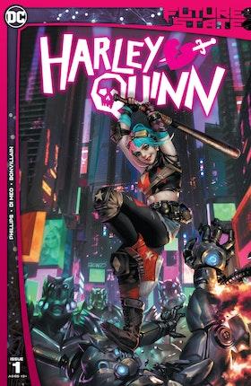 Future State: Harley Quinn #1