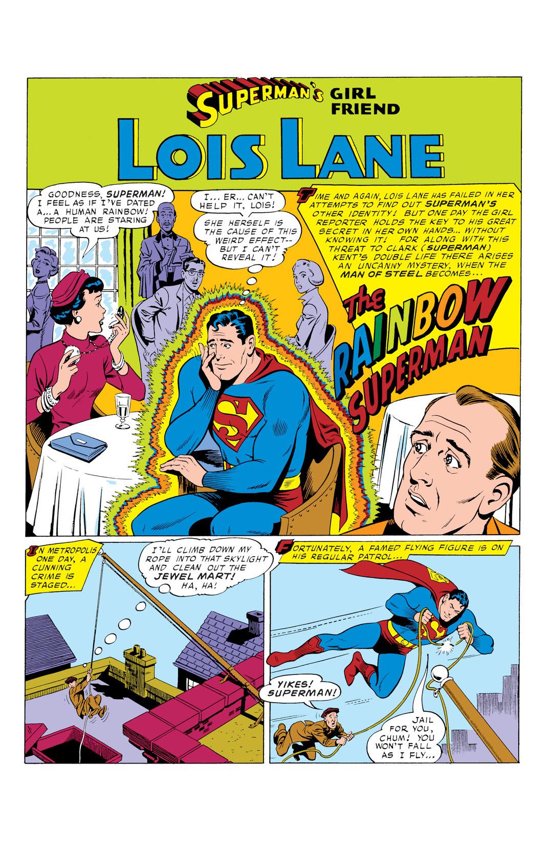 Read Superman's Girl Friend Lois Lane (1958-1973) #3 on DC Universe