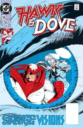 Hawk & Dove (1989-) #10