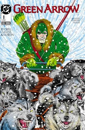 Green Arrow (1987-) #8