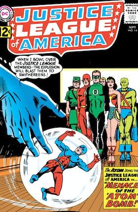 Justice League of America (1960-) #14