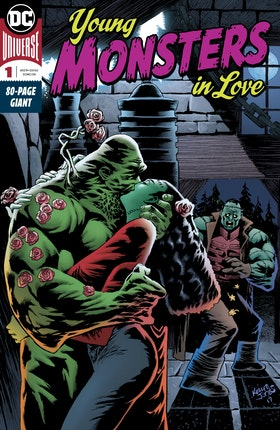 Young Monsters in Love #1