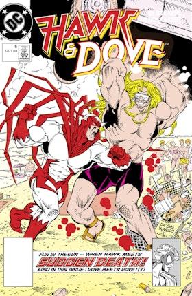 Hawk & Dove (1989-) #5
