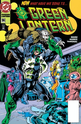 Green Lantern (1990-) #56