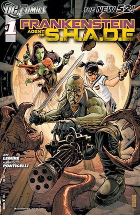 Frankenstein, Agent of SHADE #1