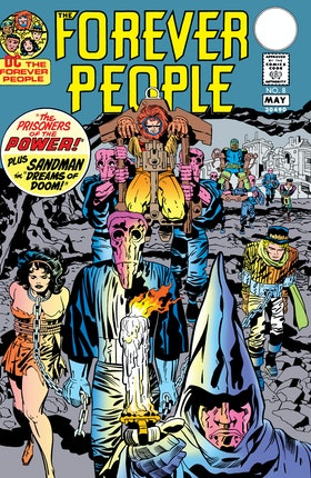 The Forever People #8