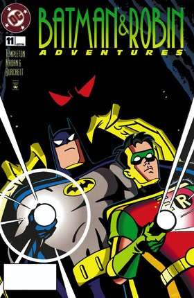 The Batman and Robin Adventures #11