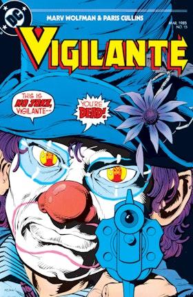 The Vigilante #15