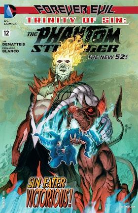 Trinity of Sin: The Phantom Stranger (2012-) #12