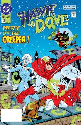 Hawk & Dove (1989-) #18