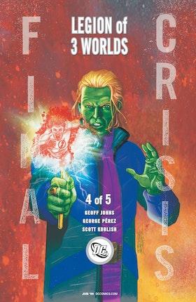 Final Crisis: Legion of Three Worlds #4