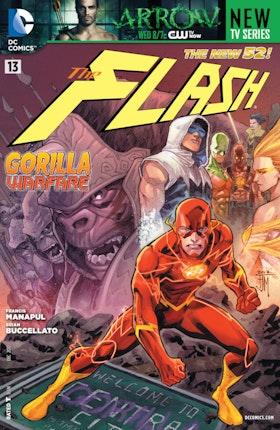 Flash (2011-) #13