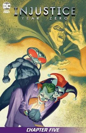 Injustice: Year Zero #5