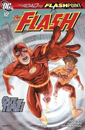 Flash (2010-) #12