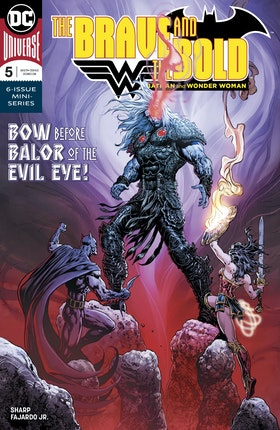 The Brave and the Bold: Batman and Wonder Woman #5