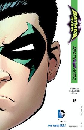 Batman and Robin (2011-) #15