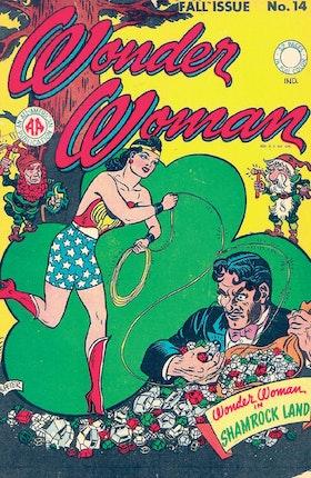 Wonder Woman (1942-) #14