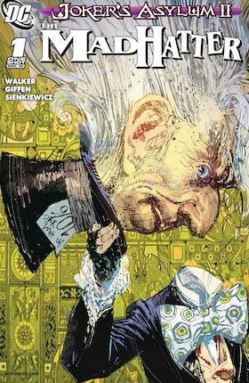 Joker's Asylum II: Mad Hatter #1