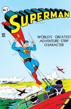 Superman (1939-1986) #7