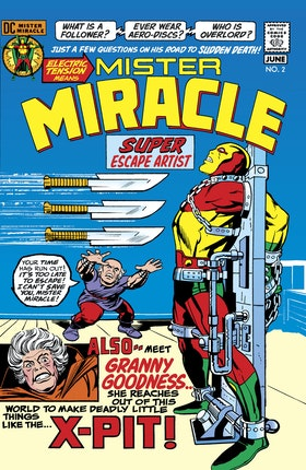 Mister Miracle (1971-) #2