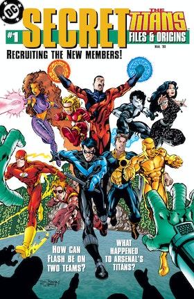 Titans Secret Files #1