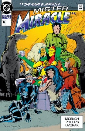 Mister Miracle (1988-) #17