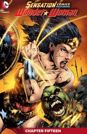 Sensation Comics Featuring Wonder Woman #15