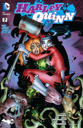 Harley Quinn (2013-) #7