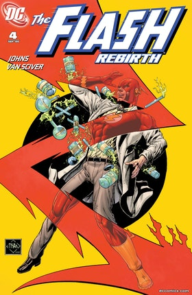 The Flash: Rebirth #4
