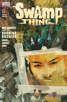 Swamp Thing (2000-) #15