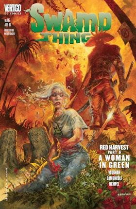 Swamp Thing (2000-) #16