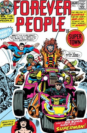 The Forever People #1