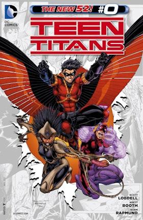 Teen Titans (2011-) #0