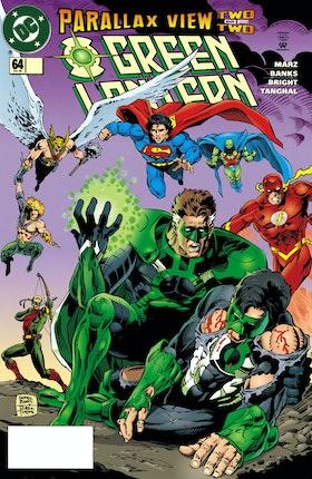 Green Lantern (1990-) #64