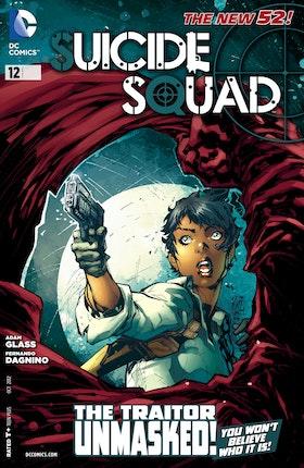 Suicide Squad (2011-) #12