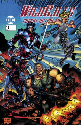 WildC.A.Ts: Covert Action Teams #12