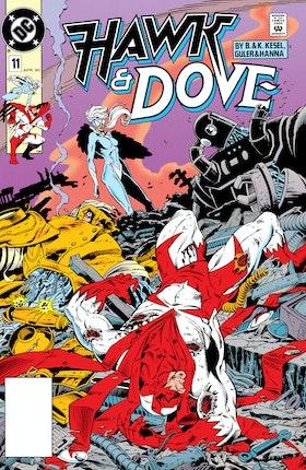 Hawk & Dove (1989-) #11