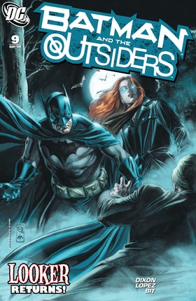 Batman and the Outsiders (2007-) #9