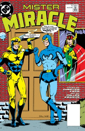 Mister Miracle (1988-) #7