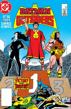Batman and the Outsiders (1983-) #15