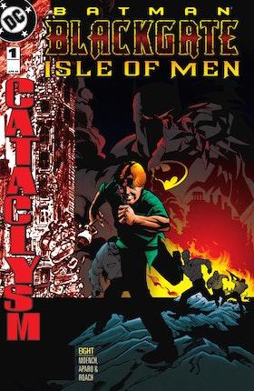 Batman: Blackgate - Isle of Men #1