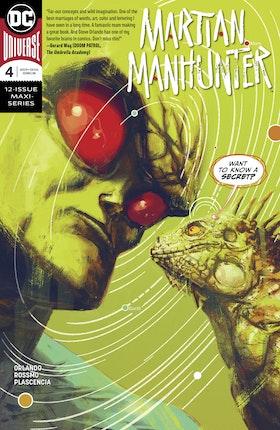 Martian Manhunter (2018-2020) #4